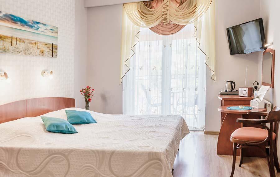 Pokój dwuosobowy - Hotel Cis Świnoujście